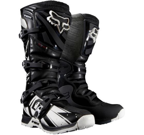 f7e369ae2c9  n1shop-Detske-motokrosove-boty-Dětské MX boty Fox Racing Comp 5Y Undertow  Boot Black
